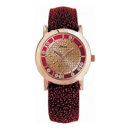 Женские золотые часы «Дефиле»