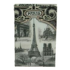 Шкатулка-фолиант Париж