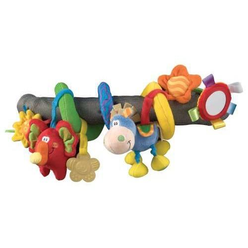 Мягкая игрушка-подвеска Toy box Джунгли