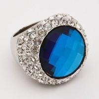 Кольцо с кристаллами Swarovski  Sweet Dream