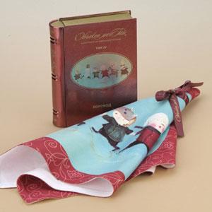 Подарочная книга  «Хоровод»