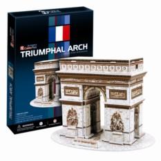 3D пазл Cubic Fun Триумфальная арка (Париж)