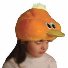 Карнавальная шапочка Цыпленок