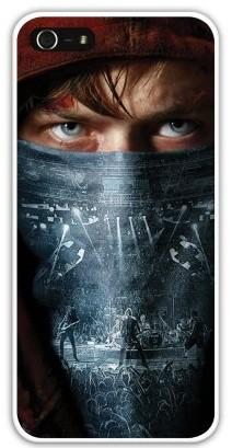 Чехол-накладка для iphone 5/5S, в маске