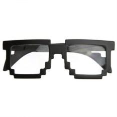 Пиксельные очки Майнкрафт