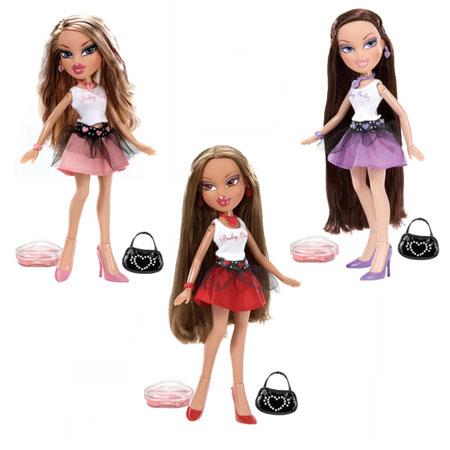 Куклы Братц  «Сладкое сердечко»