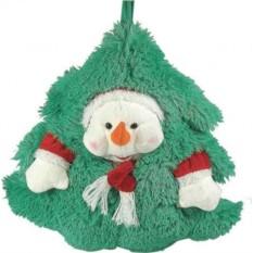 Новгодний мешок для подарков Снеговик Mister Christmas