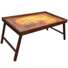 Столик для завтрака в постели «Летучий голландец»