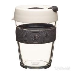 Средняя кремово-кофейная кружка KeepCup Milk