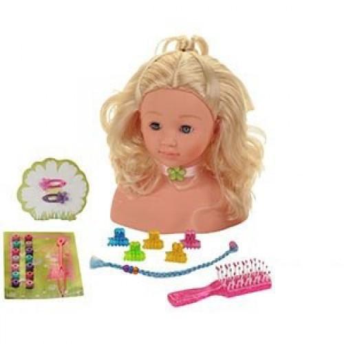 Модель для создания причесок Princess Coralie