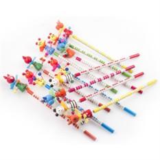 Набор карандашей на пружинке №2