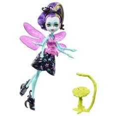 Кукла Monster High Цветочные мини-монстрики с питомцами