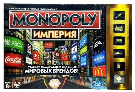 Игра Монополия. Империя