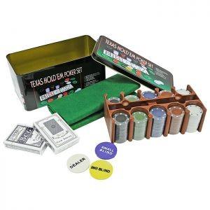 Покерный набор Texas Hold