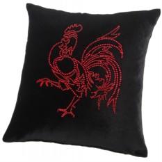 Декоративная подушка Огненный петух