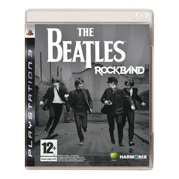 Игра The Beatles: Rock Band (PS3)
