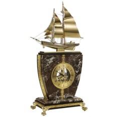 Элегантные настольные часы «Порт Генуи»