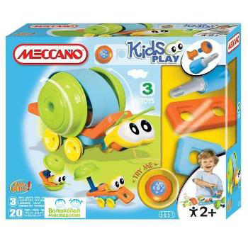 Детский конструктор Meccano