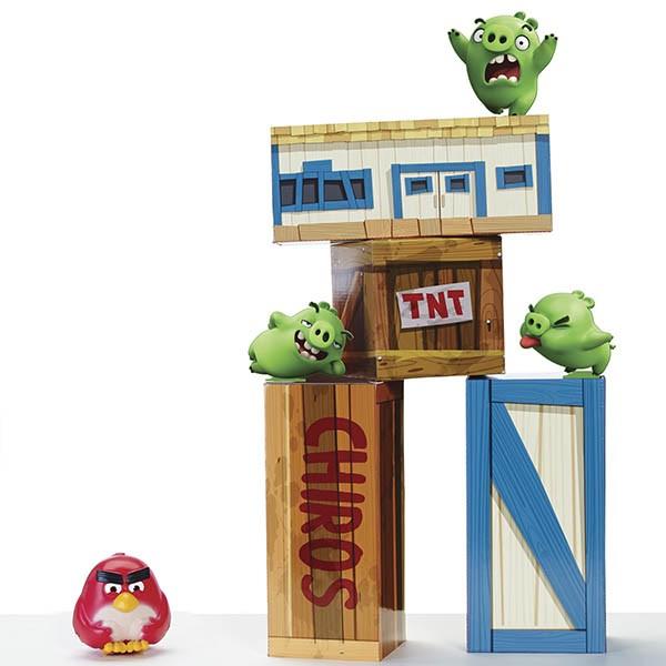 Игровой набор Angry Birds Взрывная птичка