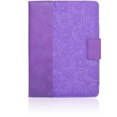 Чехол Odoyo MasterArte Retina Vortex Purple для Apple iPad