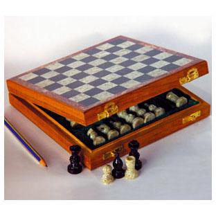 Шахматы Мраморные