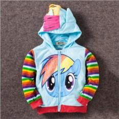 Толстовка Пони Радуга Дэш My little pony