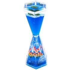 Синий релаксант капельки Рыбки