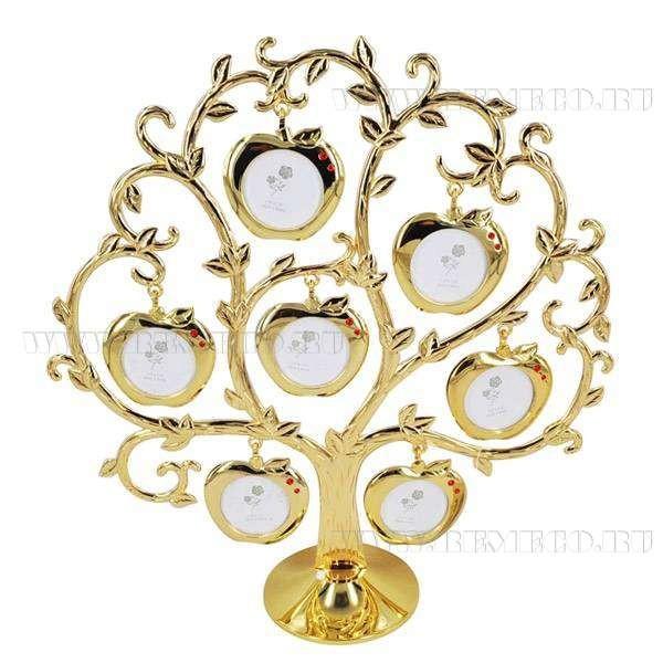 Фоторамка с яблоками
