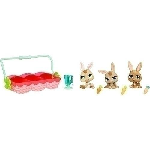 Игровой набор Тройняшки. Кролики