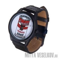 Часы Mitya Veselkov Tomato soup