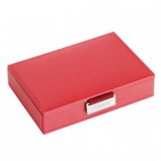Красная шкатулка для драгоценностей