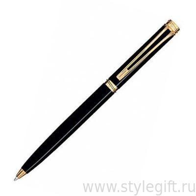 Шариковая ручка Waterman Harmonie Black/GT