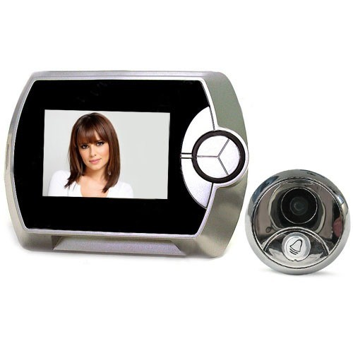 Беспроводной дверной видеоглазок PentaLux Light
