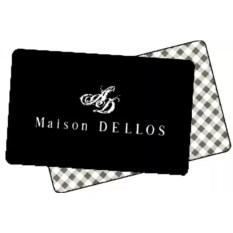 Подарочная карта Maison Dellos