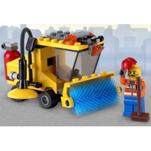 Набор Lego «Уборочная машина»