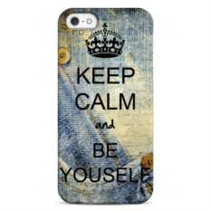 Чехол для iPhone 5,5S Be Yourself