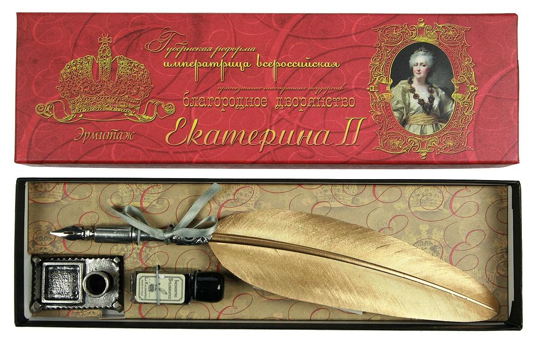 Подарочный набор для письма Екатерина II