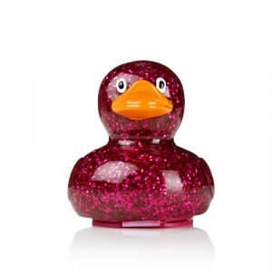 Блеск для губ Glitter Duck Fucshia – Strawberry