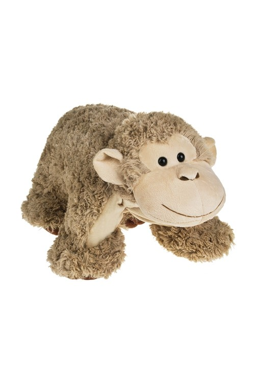 Мягкая игрушка Обезьянка-подушка