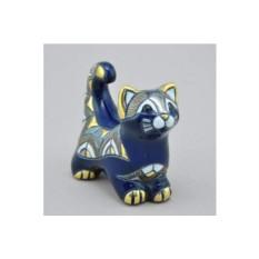 Керамическая статуэтка Сибирская кошка