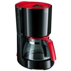 Черно-красная кофеварка Enjoy II от Melitta