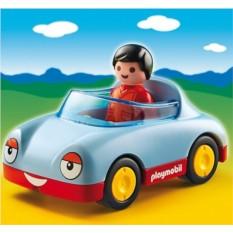 Конструктор Playmobil 1.2.3 Кабриолет