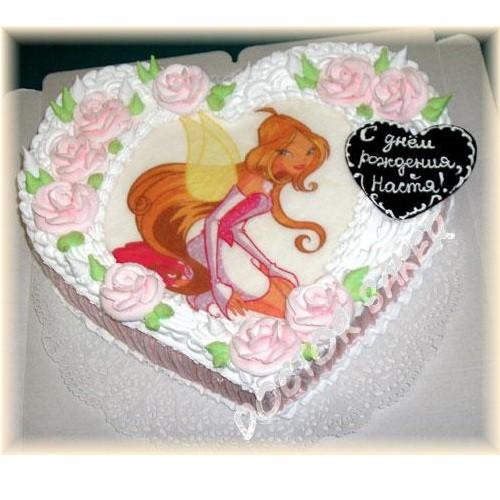 Торт «Винкс»