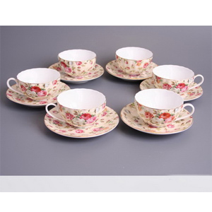 Чайный набор «Букет»