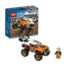 Конструктор Lego City Внедорожник каскадера