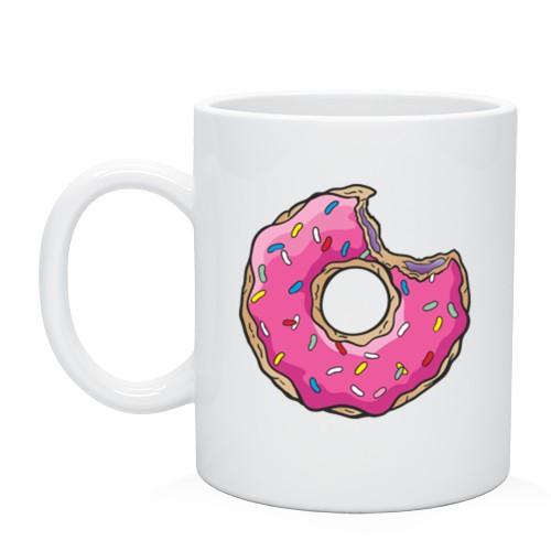 Кружка Пончик Гомера