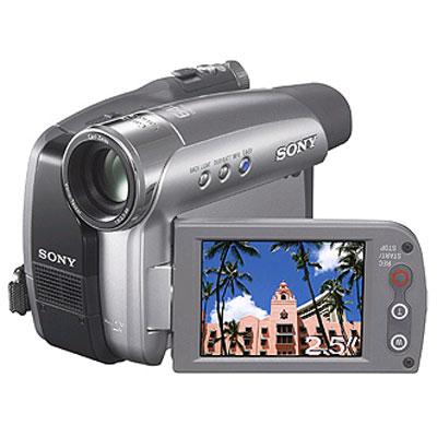 Видеокамера Sony DCR-HC23E