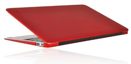 Чехол Incipio feather MacBook Air 11, rosso