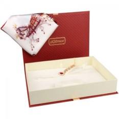Подарочный набор: браслет и платок