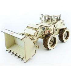 3D конструктор Трактор Bulldog